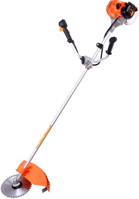 Триммер Patriot PT 535 (1+1) оранжевый 250106210 триммер бензиновый patriot pt 535