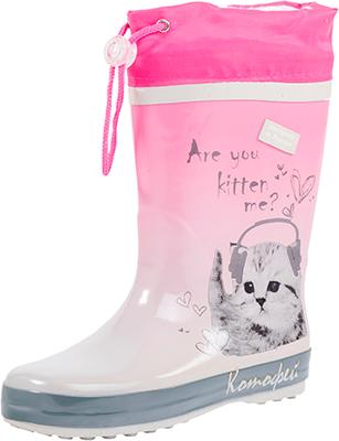 цены на Сапоги Котофей 566117-11 р.34 розовый/серый  в интернет-магазинах
