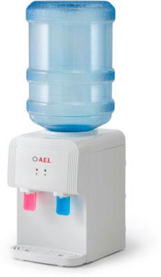 Кулер для воды AEL, TK-AEL-720 белый, Китай  - купить со скидкой