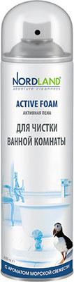 Пена для чистки ванной комнаты NORDLAND с ароматом морской свежести 600 мл. (600054)