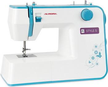 Швейная машина Aurora Style 5 швейная машина aurora style 5