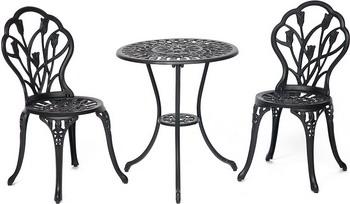 Комплект мебели Tetchair Secret De Maison Waltz of flowers (черный) 11372 комплект мебели tetchair andrea