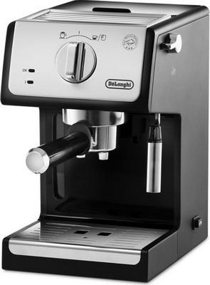 Кофеварка De'Longhi ECP 33.21.BK кофеварка delonghi ecp 31 21