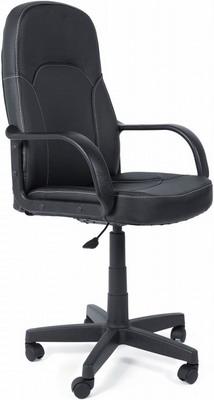 Кресло Tetchair PARMA (кож/зам Черный PU-C 36-6) кресло компьютерное tetchair парма parma доступные цвета обивки искусств чёрная кожа