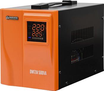 Стабилизатор напряжения Daewoo Power Products DW-TZM 500 VA цена