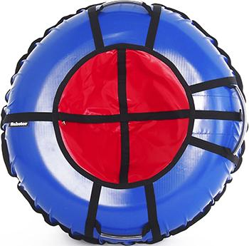 Тюбинг Hubster Ринг Pro синий-красный (105см) во4813-2 тюбинг hubster ринг pro фиолетовый розовый 105см во4803 2