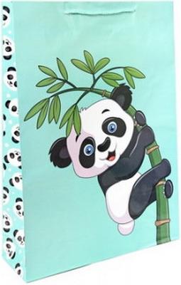 Подарочный бумажный пакет PIONEER Крошка Панда PB 22 цена