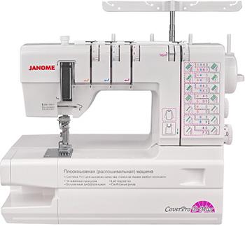 Распошивальная машина Janome CP PRO D MAX распошивальная машина minerva cs 1000 pro