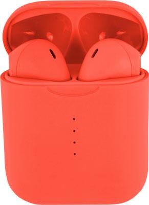 Беспроводные наушники Red Line (TWS) BHS-14 оранжевый недорого