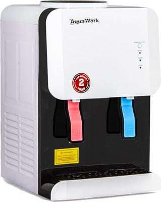 Кулер настольный Aqua Work AW 105 TKR (бело-черный) только нагрев кулер aqua work 105 тdr silver black