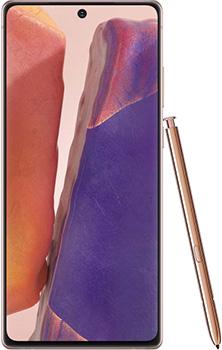 Смартфон Samsung Galaxy Note 20 256Gb 8Gb SM-N980F бронзовый