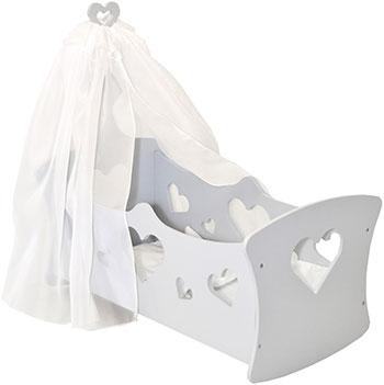 Люлька Paremo серии Любимая кукла Мини цвет Дрим кроватки для кукол paremo с бельевым ящиком любимая кукла мини