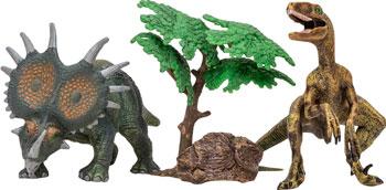 Динозавры и драконы Masai Mara MM206-017 для детей серии ''Мир динозавров''