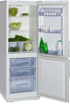 Двухкамерный холодильник Бирюса 133 холодильник бирюса б 633 двухкамерный белый