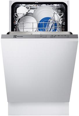 Полновстраиваемая посудомоечная машина Electrolux ESL 94200 LO martin logan classic esl 9 walnut