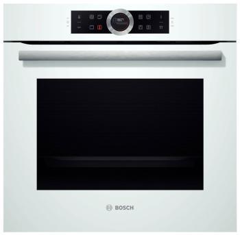 цена на Встраиваемый электрический духовой шкаф Bosch HBG 672 BW1F
