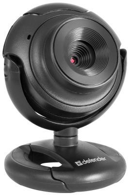 Фото - Web-камера для компьютеров Defender C-2525 HD 2 МП 63252 вэб камера defender g lens 2597 hd720p 2 мп автофокус слеж за лицом