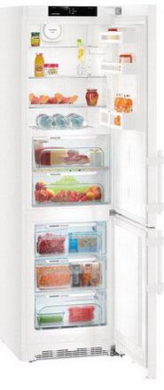 лучшая цена Двухкамерный холодильник Liebherr CBN 4815-20