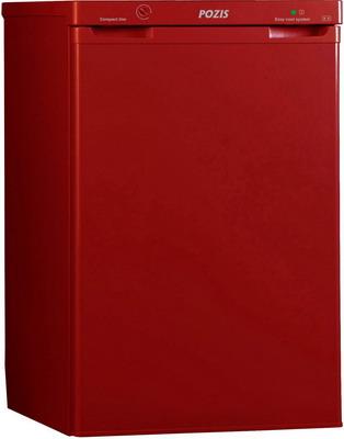 Однокамерный холодильник Позис RS-411 рубиновый холодильник pozis rs 411 рубиновый