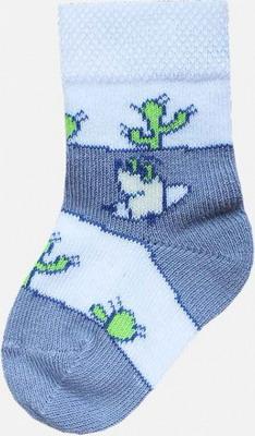 Носочки Брестский чулочный комбинат 14С3081 р.7-8 420 голубой фото