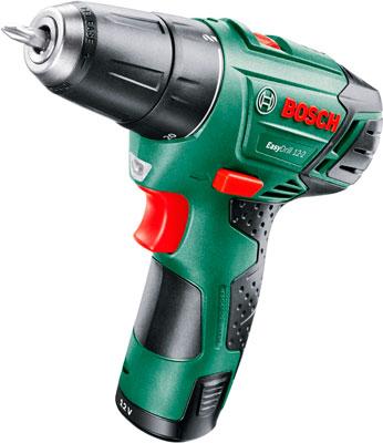 Дрель-шуруповерт Bosch EasyDrill 12-2 1 АКБ 060397290 V цены онлайн