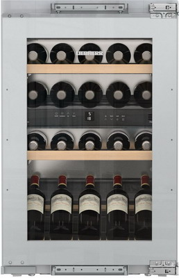 Встраиваемый винный шкаф Liebherr EWTdf 1653-20 встраиваемый винный шкаф liebherr ewtdf 3553