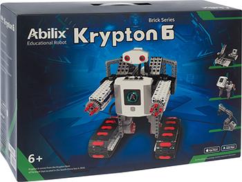 Интерактивный робот-конструктор ABILIX Krypton 6 1CSC 20003507 конструктор электронный ocie робот акробат сделай сам 1csc 20003254