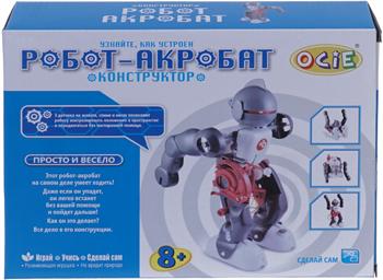 Конструктор электронный OCIE ''Робот-акробат'' - сделай сам 1CSC 20003254 электронный конструктор electronic blocks проектор yj 188171447 1csc 20003433
