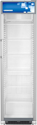 Однокамерный холодильник Liebherr FKDv 4503-20 серебристый холодильник liebherr tpesf 1710 серебристый