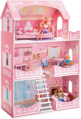 Кукольный дом Paremo Адель Шарман (с мебелью) PD 318-07