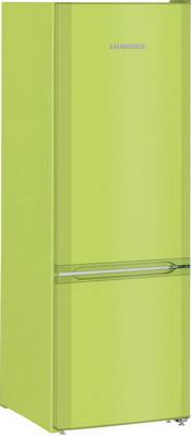 лучшая цена Двухкамерный холодильник Liebherr CUkw 2831-20