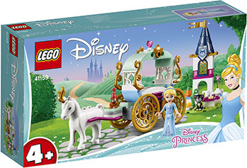 Конструктор Lego Карета Золушки 41159 Disney Princess цены онлайн
