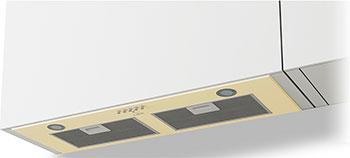 Вытяжка Lex GS BLOC P 900 IVORY цена и фото