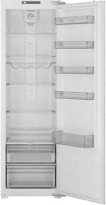 Встраиваемый однокамерный холодильник Schaub Lorenz SLS E 310 WE однокамерный холодильник ascoli asli 340 we