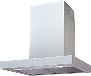 Вытяжка Krona Steel RUT 600 inox 3P-S шатура krona вытяжка natali 600 white 3p s