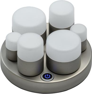 Светильник настольный DeMarkt Морфей 710030406 12*1W LED 220 V все цены
