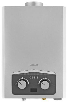 Газовый водонагреватель Oasis Modern 12 MS стальной цена и фото