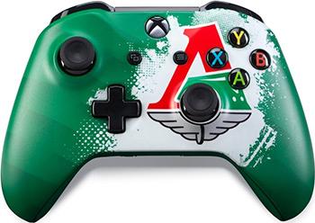 Геймпад Microsoft Xbox One Локомотив «Чемпионский экспресс» цена