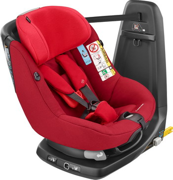 Автокресло Maxi-Cosi Axiss Fix Vivid Red (61см-105см) 8020721110 автокресло maxi cosi maxi cosi автокресло axiss fix river blue