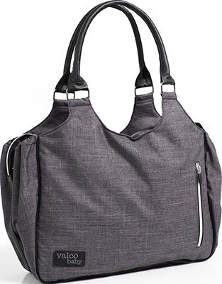 цена Сумка Valco baby Mothers Bag Charcoal 9928 онлайн в 2017 году