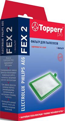 Фильтр Topperr 1164 FEX 2 фильтр topperr fml 2