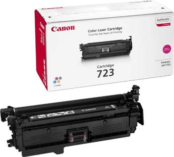 Картридж Canon 723 M 2642 B 002 Пурпурный