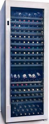 Встраиваемый винный шкаф Cavanova CV300DT фото