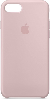 Фото - Чехол (клип-кейс) Apple Silicone Case для iPhone 8/7 цвет (Pink Sand) розовый песок MQGQ2ZM/A чехол для apple iphone 8 apple iphone 7 apple iphone 6 6s plasma series case для iphone 6s 7 8