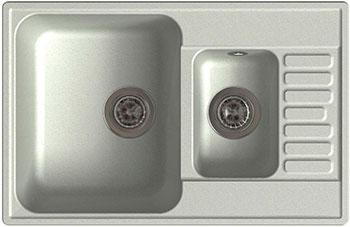 Кухонная мойка Lex St. Moritz 740 Space Gray lex st moritz 620 white
