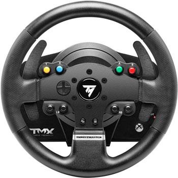 Руль Thrustmaster TMX Force Feedback (4460136) игровая приставка руль и педали к компьютеру цены