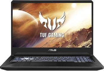 Ноутбук ASUS FX705DD-AU035T (90NR02A1-M01640) Gunmetal ноутбук asus fx705dd au035t amd ryzen 5 3550h 2 1 8g 1t 128g ssd 17 3