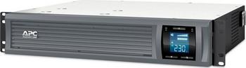 Источник бесперебойного питания APC Smart-UPS C SMC3000R2I-RS 2100Вт 3000ВА серый