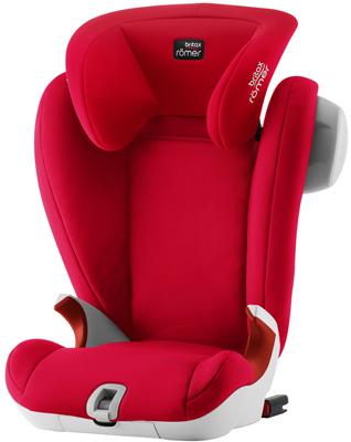 цена на Автокресло Britax Roemer Kidfix SL SICT Fire Red Trendline 2000030848