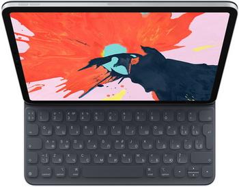 Чехол для планшетов Apple Smart Keyboard Folio для iPad Pro 11'' русская раскладка MU8G2RS/A чехол футляр apple для apple ipad pro 10 5 черный